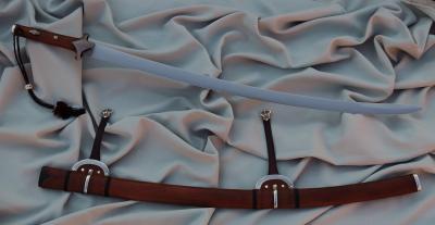 Avarská šabľa-Avar sabre